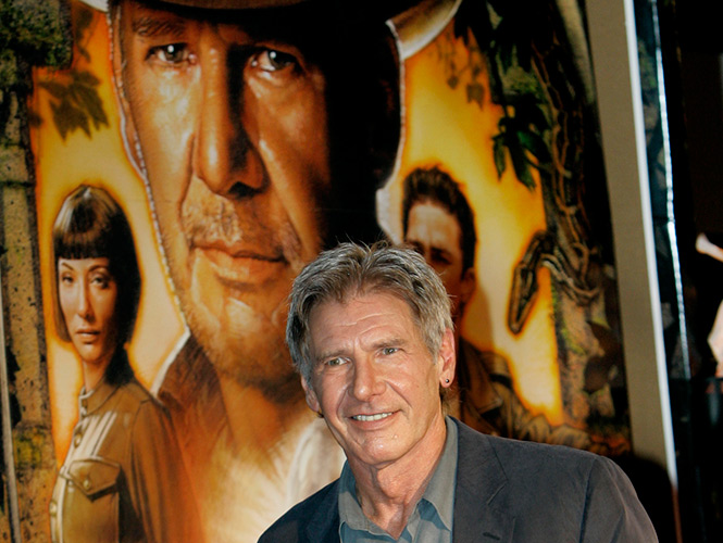 Reportan estable a Harrison Ford tras accidente aéreo