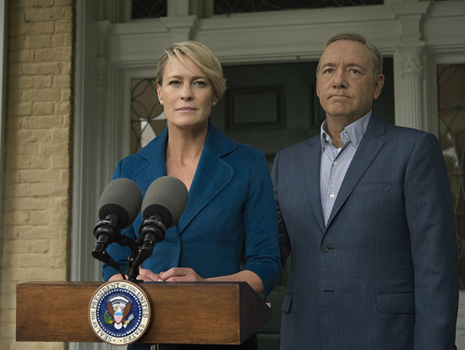 Netflix anuncia la fecha de regreso de 'House of Cards'