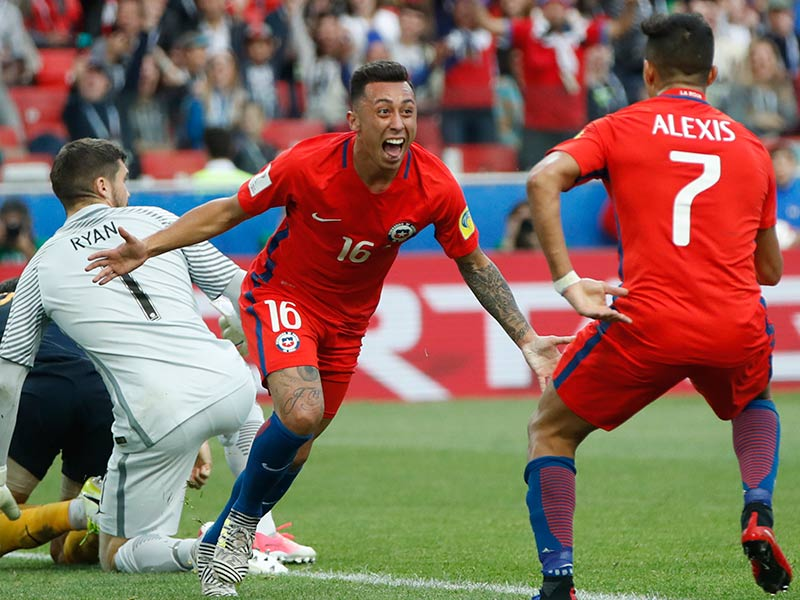 Semifinales, Portugal vs Chile mira en vivo aquí