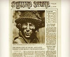 Archivo de Rolling Stone, disponible gratis en Internet